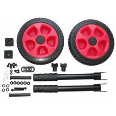Комплект колес и ручек генератора (5-8кВт)